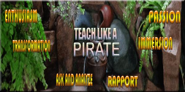 teach like a pirate - mengajar bagai perompak