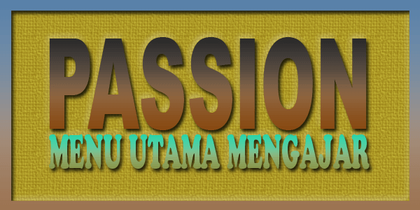 passion menu utama mengajar