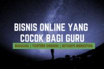 Bisnis Online Yang Cocok Bagi Guru